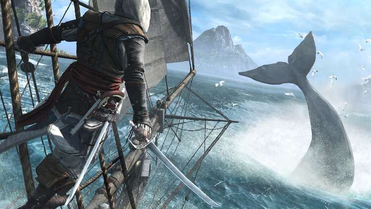 Ubisoft Is Giving Away Assassin S Creed Black Flag For Free Next