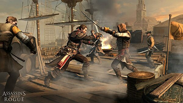 Assassin's Creed: Rogue HD classificato per PlayStation 4 e Xbox One