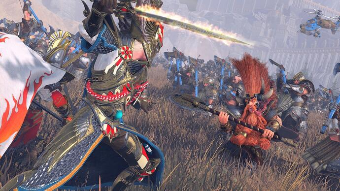 Creative Assembly issues refreshingly frank update on Total War Warhammer developmenttroubles