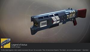 Destiny 2 locks one of its most-prized exotic guns behind