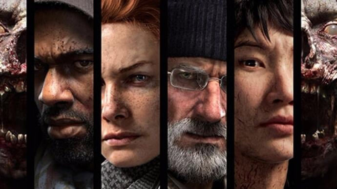 The Walking Dead da Overkill confirmado para o Outono de 2018