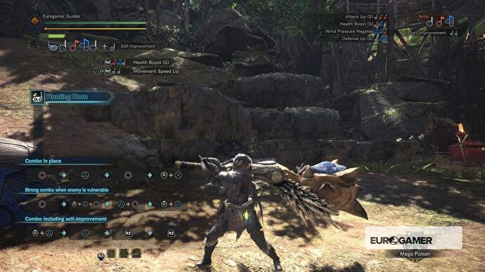 Monster Hunter World weapon types list, including all