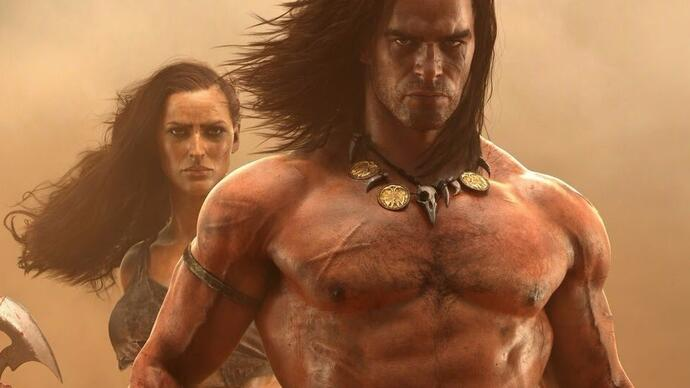 Conan Exiles reveals the big one: a release date