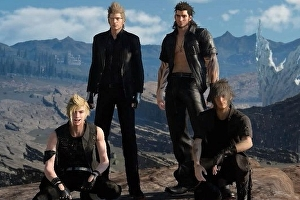 Final Fantasy XV: disponibile l