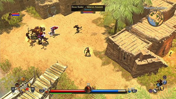 Action RPG Titan Quest Will Be Heading To Consoles Next Year