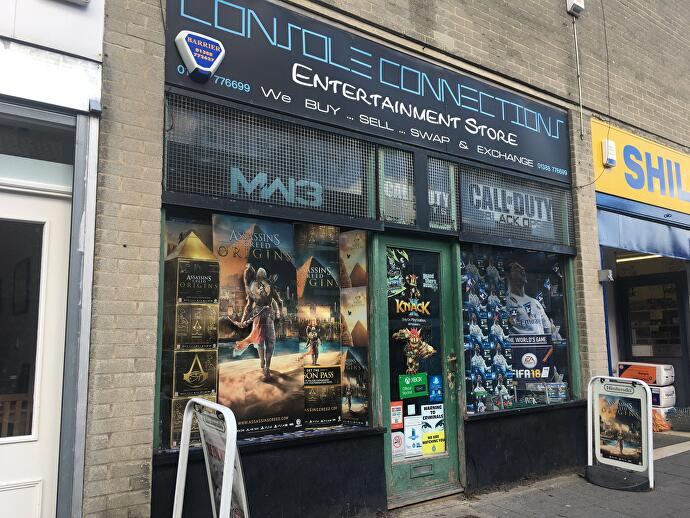 A day in the life of an independent video game store