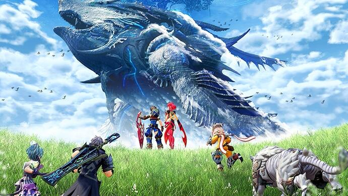 Xenoblade Chronicles 2's December update will aim to fix its awfulmap