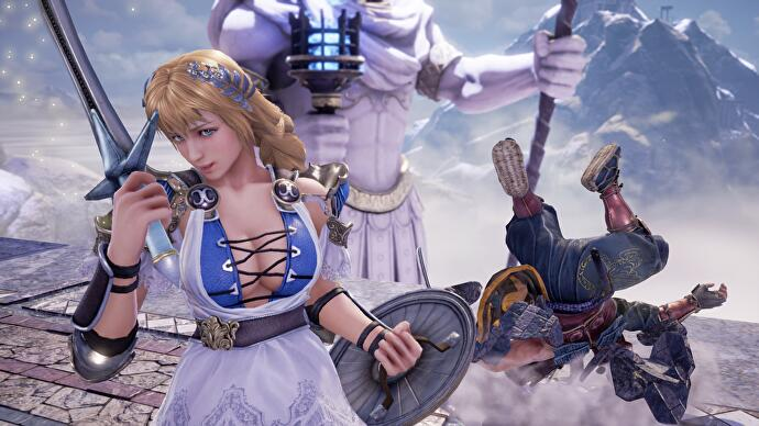 Soulcalibur 6 is a blast from the past with an accessible twist