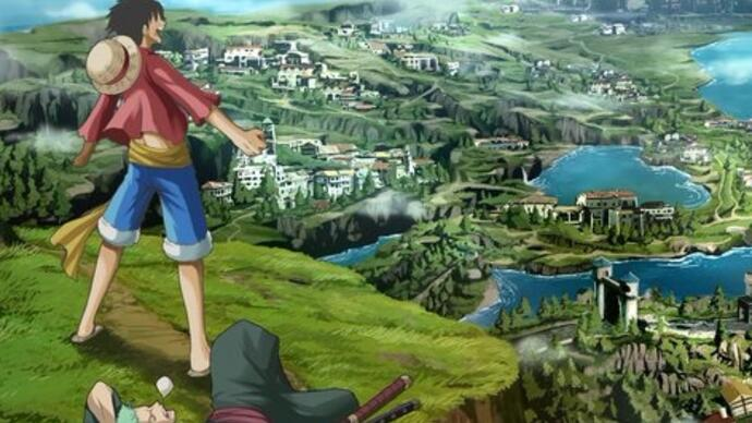 Primeiro trailer de One Piece World Seeker