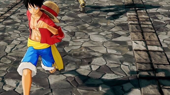 O mundo aberto de One Piece World Seeker no primeiro trailer
