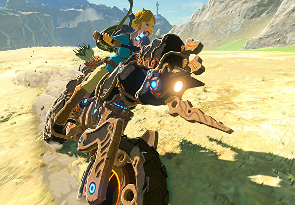 Nintendo is already working on a new The Legend of Zelda
