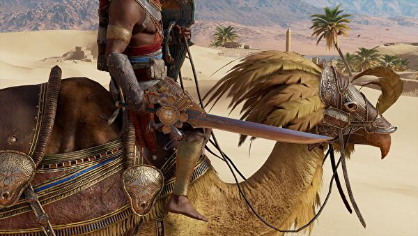 Assassin's Creed Origins: disponibile una quest a tema Final Fantasy XV