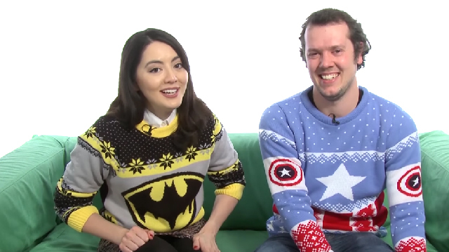 Show of the Week: Xmas Special and the 5 New Hotnesses for 2018