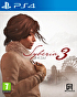 Packshot for Syberia 3 on PlayStation 4