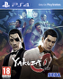 Packshot for Yakuza 0 on PlayStation 4