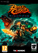 Battle Chasers: Nightwar packshot