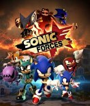Sonic Forces packshot