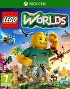 Packshot for Lego Worlds on Xbox One