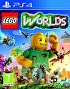 Packshot for Lego Worlds on PlayStation 4