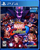 Marvel vs Capcom: Infinite packshot