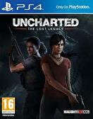 Uncharted: The Lost Legacy packshot