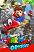 Packshot for Super Mario Odyssey on Switch