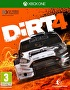 Packshot for DiRT 4 on Xbox One