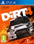 Packshot for DiRT 4 on PlayStation 4