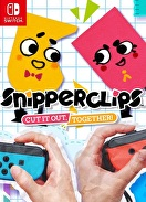 Snipperclips packshot
