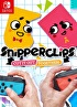 Packshot for Snipperclips on Switch