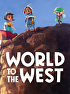 Packshot for World to the West on PlayStation 4