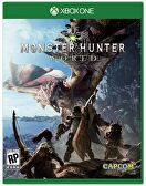 Monster Hunter World packshot