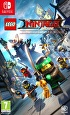 Packshot for The Lego Ninjago Movie Videogame on Switch