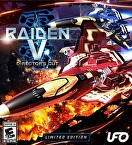 Raiden 5: Director's Cut packshot