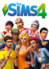Packshot for The Sims 4 on PlayStation 4