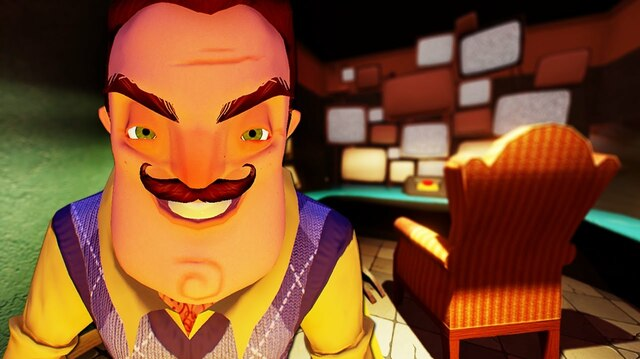 We Sneak Into Murder Basement in Hello Neighbor, Unwisely