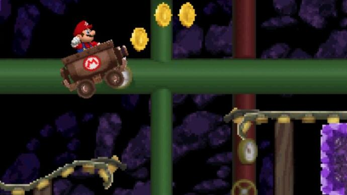 Fans have created a full 80-level sequel to New Super Mario Bros DS