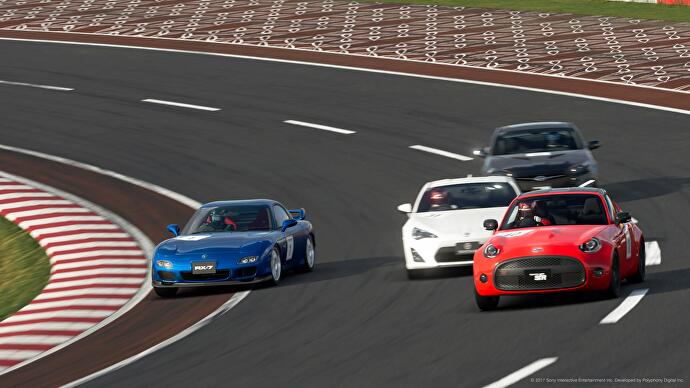 Gran Turismo Sport's update brings back the game you thought you