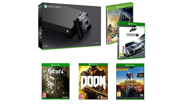 Xbox_One_X_PUBG_Doom_Fallout_Assassin_s_Creed_Forza_7