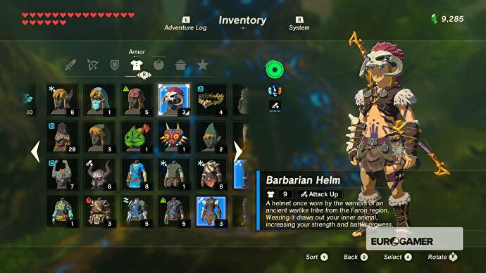 Zelda Labyrinth solutions: How to solve South Loemi Labyrinth, North