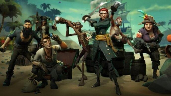 Sea of Thieves' Closed Beta is happening this month