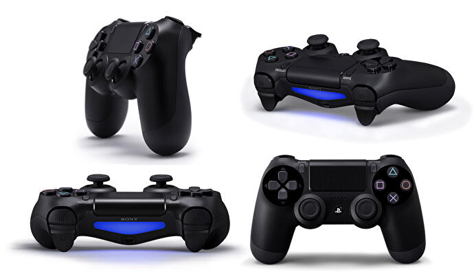 DualShock4_All_Views