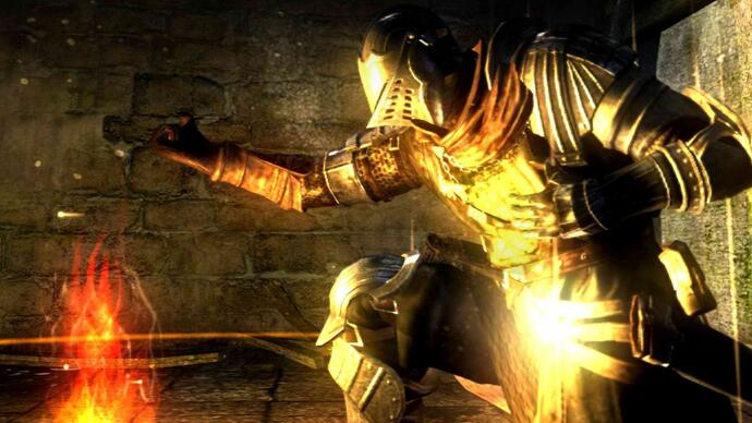 Nintendo Switch is getting Dark Souls Remastered