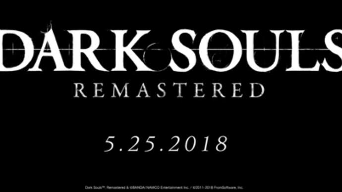 Anunciado Dark Souls Remastered para Nintendo Switch