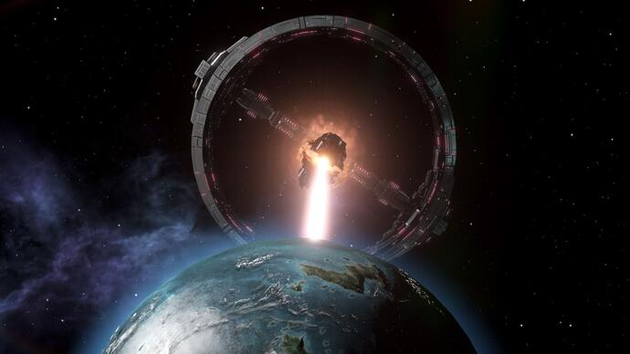 Stellaris is ramping up its warfare options in the forthcoming Apocalypse expansion