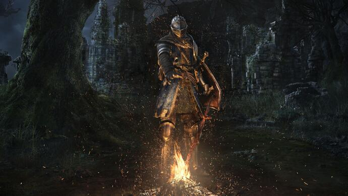 Dark Souls Remastered non godrà dell'HDR su PS4 Pro