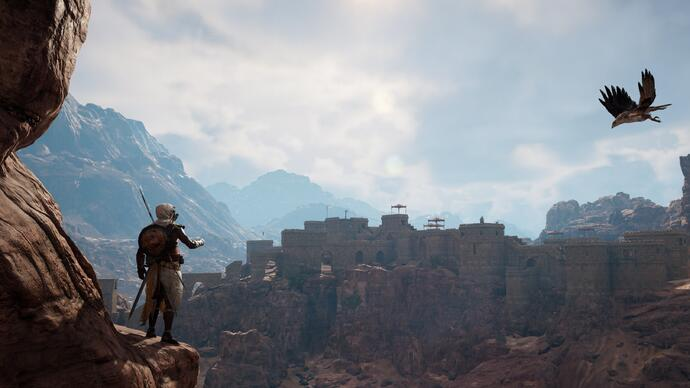 Assassin's Creed Origins update breidt map uit
