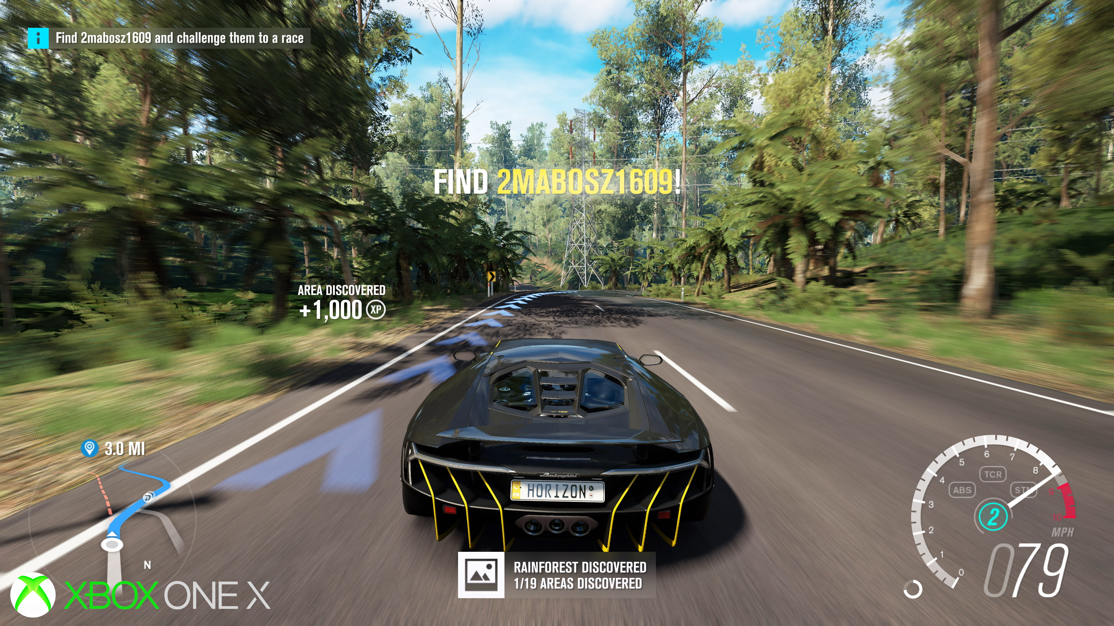 Forza Horizon 3's Xbox One X update is a true showcase for