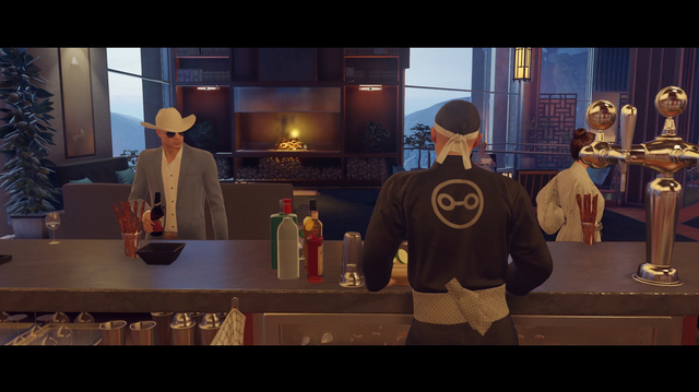 Hitman Escalation Demands Cowboy Murder, Ridiculous Hand Cannon