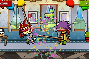 Scribblenauts Showdown annunciato per PS4, Xbox One e Switch